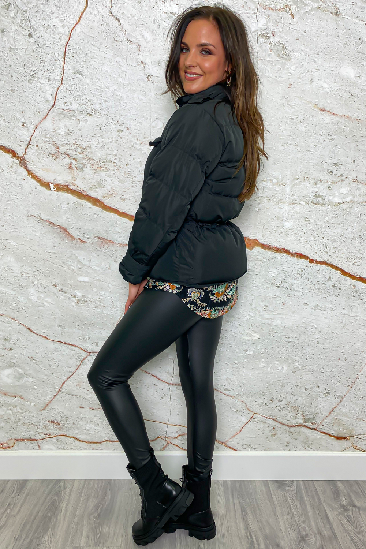 Product: MWL Puffer jacket - Zwart